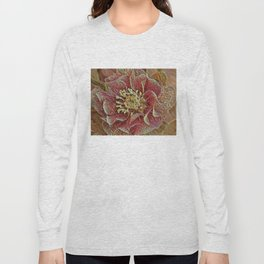 Chasoffart-Flo-3 Long Sleeve T-shirt