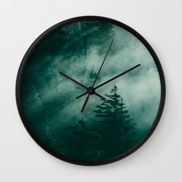 The Beckoning of the Unknown Wall Clock