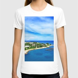 Blue Island Criuse T-shirt