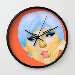 McCartney Wall Clock