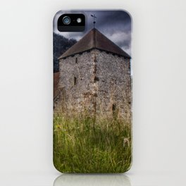 South Malling Church iPhone Case