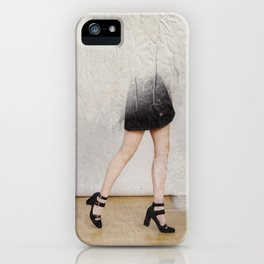 headless model No.02 iPhone Case