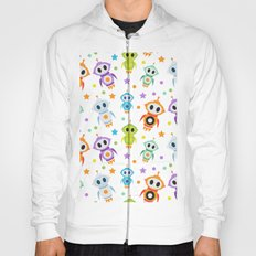 Fun Robots for Kids of All Ages Hoody