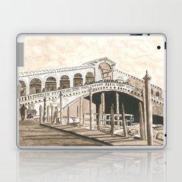 Rialto bridge Laptop & iPad Skin