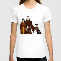 zuko T-shirts featuring Happy Family by wolfanita