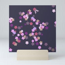 One Bee's Paradise Mini Art Print