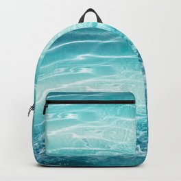 Blue Ocean Dream #1 #water #decor #art #society6 Backpack