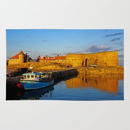 Beadnell Harbour Rug