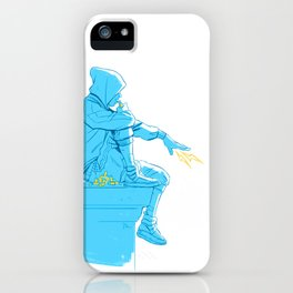 Zzap Mage iPhone Case