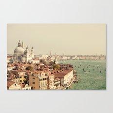 City of Venice Canvas Print