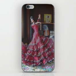 spanish dream iPhone Skin
