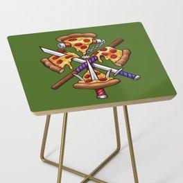 Ninja Pizza Side Table