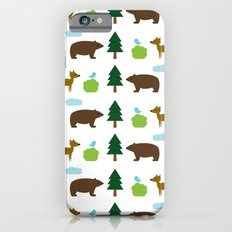 The Essential Patterns of Childhood - Forest iPhone 6s Slim Case