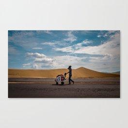 Coro - Venezuela 2017 Canvas Print