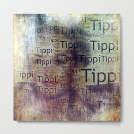 Tippi Hedren tribute Metal Print