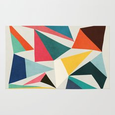 Collection of pointy summit Rug