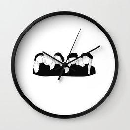 Perrie, Leigh Anne, Jade, Jesy Wall Clock