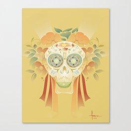 TEQUILA SMILE Canvas Print