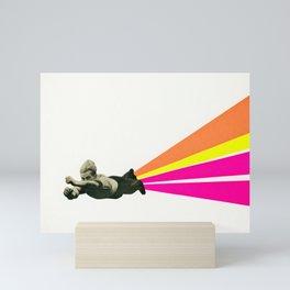 Superhero Mini Art Print
