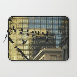 reflections on birds Laptop Sleeve