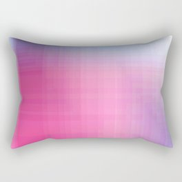 Pink illusion Rectangular Pillow