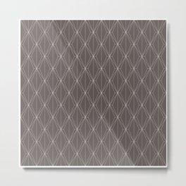 Geometric Pattern | Symbols Geometry Shapes Metal Print