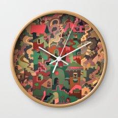 Vershina Wall Clock