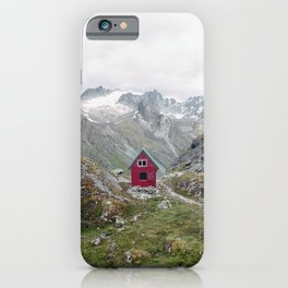 Mint Hut iPhone Case