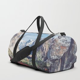 Tunnel View Yosemite Valley Duffle Bag
