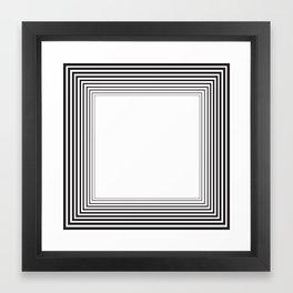 Seemingly Endless Framed Art Print