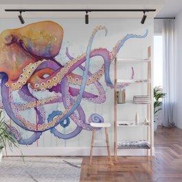 Octopus II Wall Mural