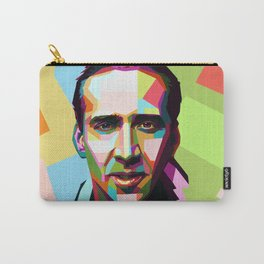 nicholas cage Carry-All Pouch