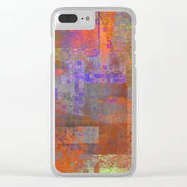 rising concern. 1a. 1. 4 Clear iPhone Case