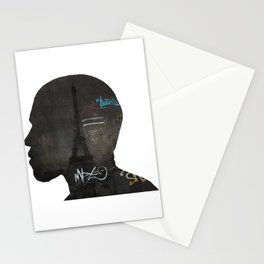 niggas in paris Stationery Cards
