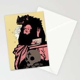 Black Magic #2 Stationery Cards