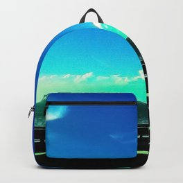 The Seven Mile Bridge View Backpack