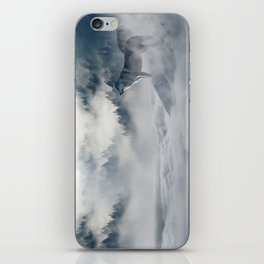 Wolves loup 2 iPhone Skin