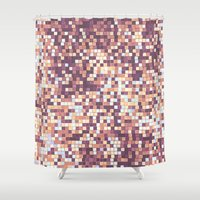 morocco Shower Curtains featuring Morocco by 83 Oranges™