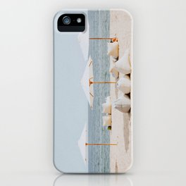 summer beach ii iPhone Case
