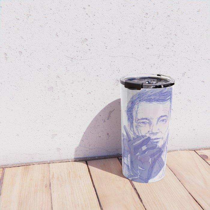 Bill Murray // Ghostbusters Travel Mug