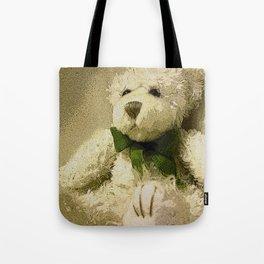 Daddy's Gift Teddy Bear Print Tote Bag