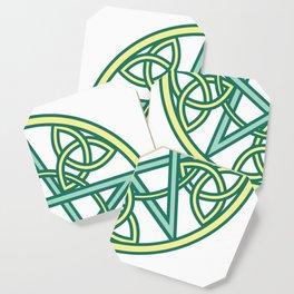 Celtic Pentacle Coaster