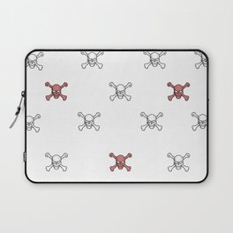 Skull head Laptop Sleeve