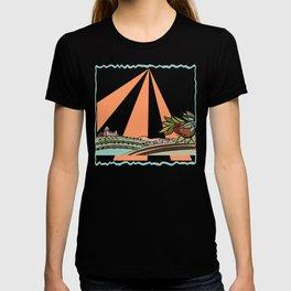 Autumn harvest illustration T-shirt