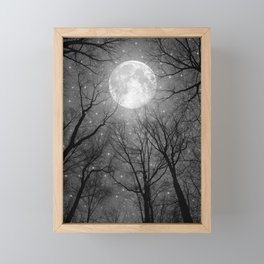 May It Be A Light Framed Mini Art Print