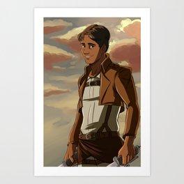 Marco Art Print