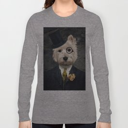 Sir Bunty Long Sleeve T-shirt