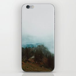 Park Butte Lookout - Washington State iPhone Skin