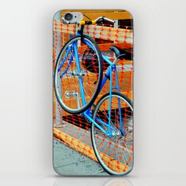 'Bout Fencing iPhone Skin