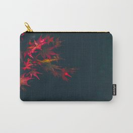 Sensual Red Japanese Maple Carry-All Pouch